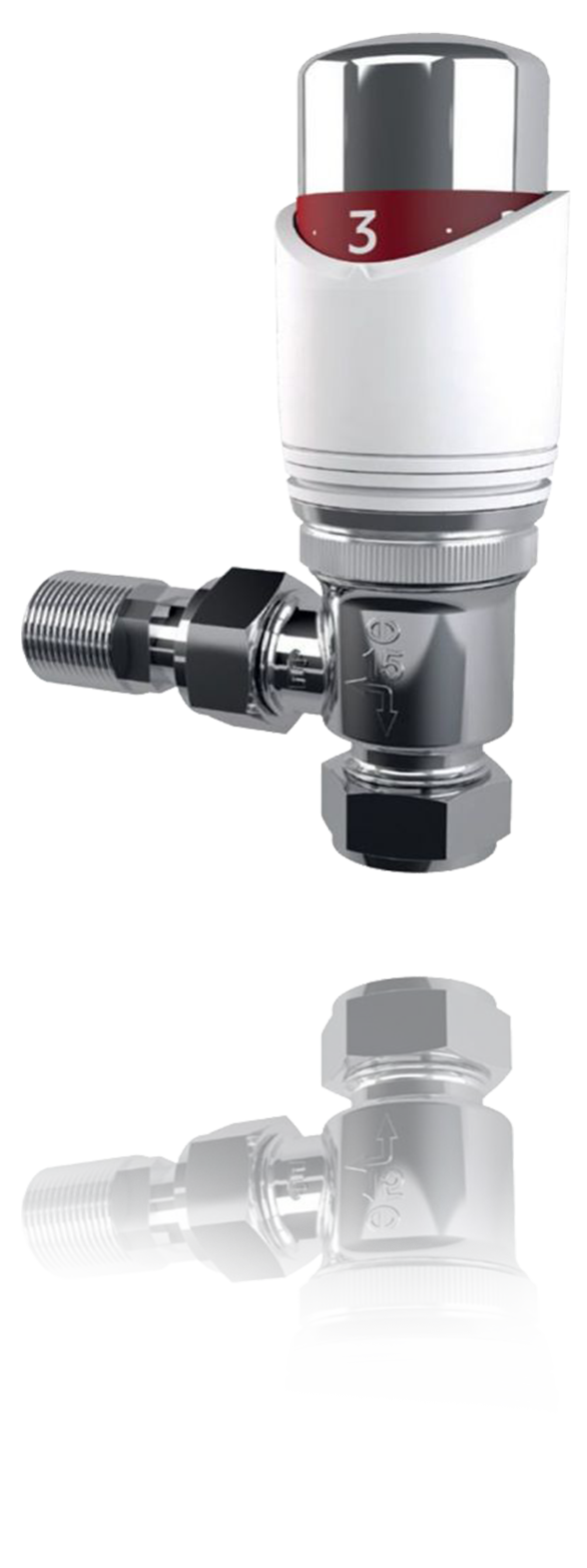 Highest Compatibility with Thermostatic Valves technology in Anit products